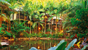 Daintree ecolodge en Australie