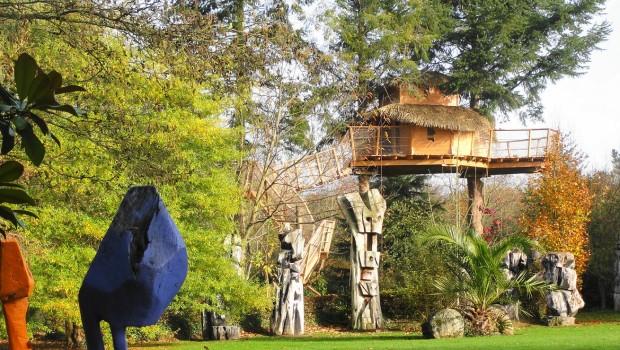 Jardin de Pierre - cabane Ar Maen (3)