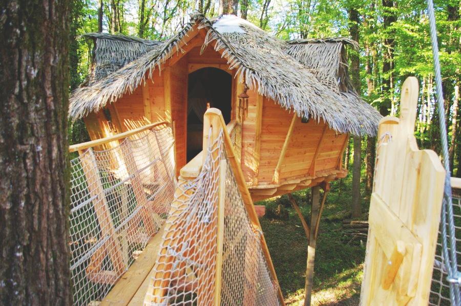 Cabane des Écureuils