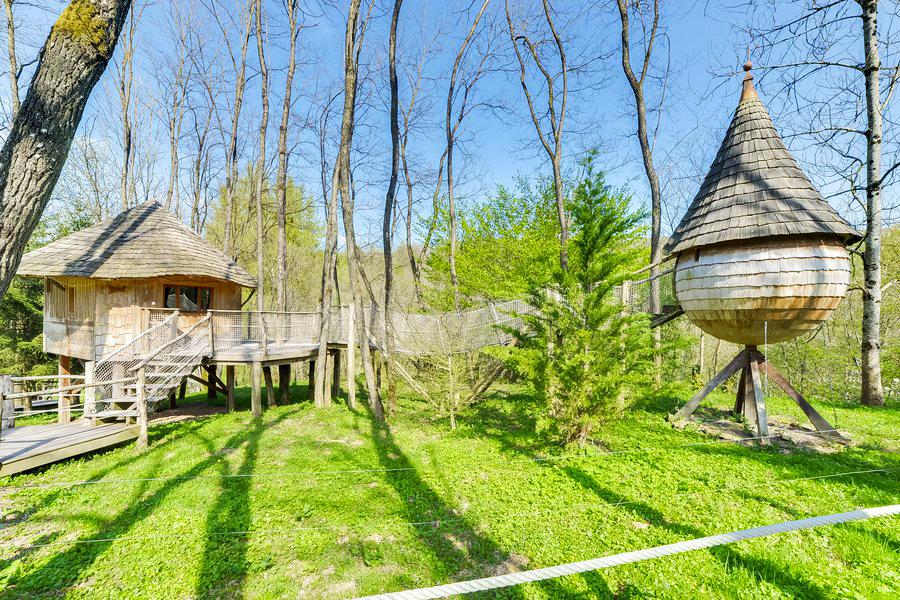 Cabane des Acacias