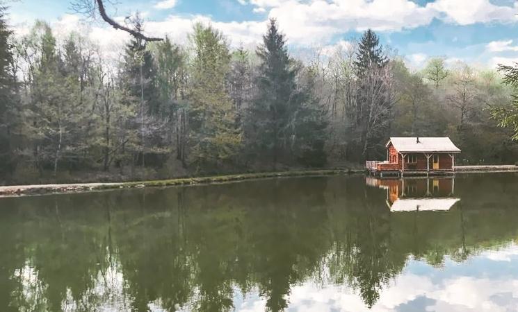 La Cabane Spa du Lac